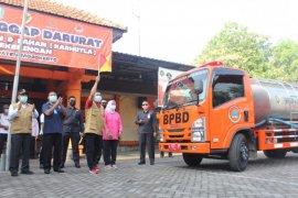 BPBD Mojokerto distribusikan air bersih ke wilayah dilanda kekeringan
