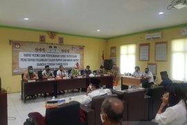 KPU Bangka Tengah tetapkan dua pasangan calon Pilkada 2020