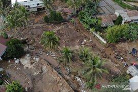 BNPB sebut banjir bandang Sukabumi akibat luapan Sungai Citarik-Cipeucit