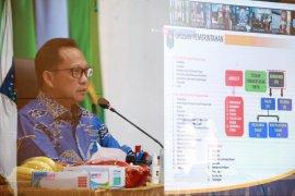 Mendagri minta Camat harus mampu terjemahkan kebijakan kepala daerah