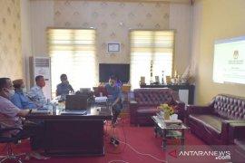 KPU Kabupaten Gorontalo tetapkan 4 paslon bupati-wabup