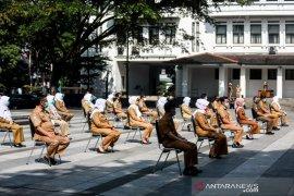 Wakil Wali Kota Bandung pastikan seratusan ASN positif COVID-19 sembuh