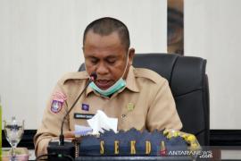 Pemkab Gorontalo Utara memacu realisasi pembangunan di tengah pandemi
