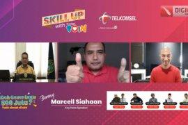 Apresiasi pelanggan di Sumatera, Telkomsel gelar program Skill Up
