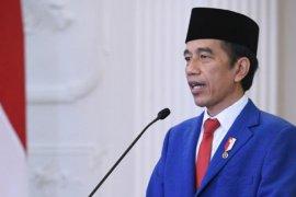 Presiden Jokowi mendukung transformasi TNI