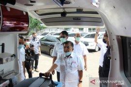 Coca-Cola bantu perkuat armada ambulance PMI dalam penanggulangan COVID-19