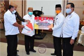 Pemprov Gorontalo salurkan bantuan untuk korban banjir di Bone Bolango
