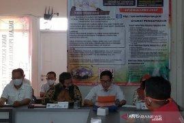 KPU Kabupaten Tasikmalaya tetapkan empat pasangan peserta pilkada 2020