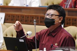 Menpan-RB Tjahjo Kumolo wajibkan Pusat Kendali Krisis COVID-19 di kantor ASN