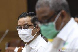 Anggaran Kementerian Sosial telah terserap 86,74 persen dari anggaran Rp134,01 triliun