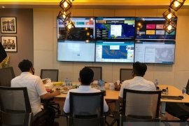 Ditreskrimsus Jambi pasang aplikasi Asap Digital di ruang kerja As Ops Kapolri