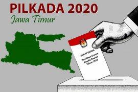KPU Sidoarjo tetapkan dua pasangan calon, satu paslon masih diverifikasi