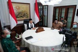 Wapres: Keselamatan jiwa masyarakat Indonesia harus didahulukan