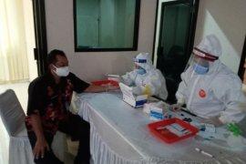 Hasil uji usap, dua staf DPRD Banten positif terinfeksi  COVID-19