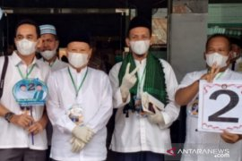 """Peserta pilkada Tanjungbalai undi nomor, pasangan """"MARI"""" urut 2"""