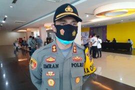 320 personel polisi amankan  pencabutan nomor pasangan calon di Pilgub Sumbar