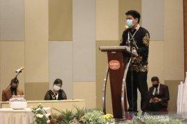 Pasangan Cawali  Samarinda Sepakati Pakta Integritas Prokes COVID-19