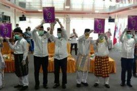 KPU tetapkan nomor urut calon Bupati dan Wakil Bupati Bengkalis