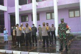 400 personel amankan proses pengundian nomor urut peserta Pilkada Paser