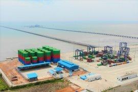 Kunjungan kapal di Kuala Tanjung  Multipurpose Terminal naik  30 persen