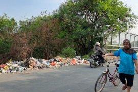Pemkot Serang akan denda  Rp100 ribu bagi warga buang sampah sembarangan