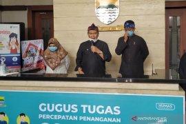 Gugus Tugas sebut angka reproduksi COVID-19 Kota Bandung naik