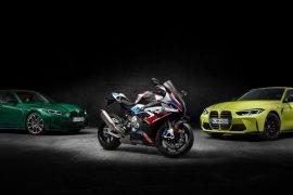"""BMW Motorrad menghadirkan seri """"M"""" di motor terbaru mereka"""