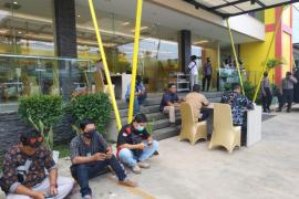 KPU Kapuas Hulu tetapkan nomor urut paslon wartawan dilarang masuk