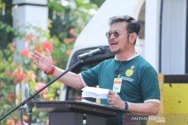 Mentan Syahrul Yasi Limpo ajak kepala daerah akselerasi pertanian modern
