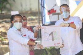 Cawali Surabaya Eri Cahyadi memaknai nomor urut 1