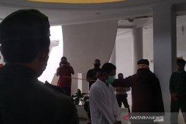 Terpidana pemerkosaan di Aceh dihukum cambuk 175 kali