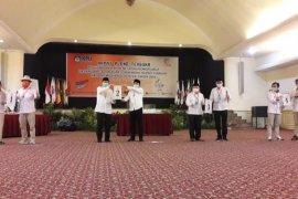 KPU Cianjur tetapkan nomor urut pasangan calon peserta Pilkada 2020