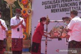 BI-Pemprov Bali luncurkan digitalisasi tempat wisata dan pasar di Tabanan