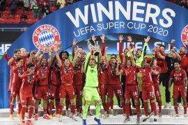 Tndukkan Sevilla 2-1, Bayern lengkapi caturgelar dengan menangi Piala Super Eropa