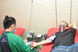 Perum LKBN ANTARA Biro Sumut bantu stok darah PMI Medan