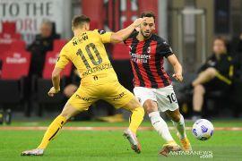 Napoli, Milan, dan Verona kuasai tiga besar klasemen Liga Italia pada putara dua