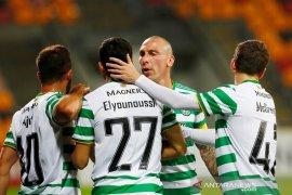 Liga Europa: Jawara Skotlandia Celtic, PSV lanjut ke babak playoff