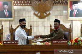Ketua DPRK Aceh Barat minta fraksi susun pandangan umum terkait APBK-P 2020