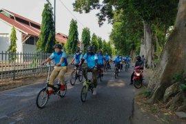 Yogyakarta mengembangkan wisata olahraga lewat jalur Monalisa