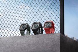 Arloji digital gaya retro diluncurkan Amazfit