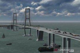 Lelang proyek pembangunan Jembatan Penajam-Balikpapan ditunda
