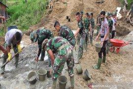 TMMD ke-109 Kodim 0210 wujudkan sinergitas TNI Polri membangun desa