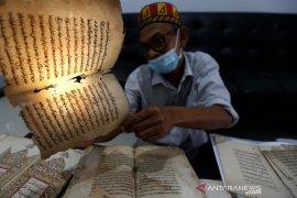Perawatan naskah kuno