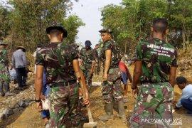 TMMD Kodim 0601/ Pandeglang kerahkan 150 personel