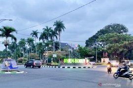 Kawasan Ijen Kota Malang ditutup pada Sabtu-Minggu untuk kurangi kerumunan orang