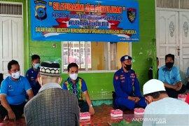 Satpolair Banjarmasin cegah paham radikalisme dan Anti Pancasila di Kampung Hijau
