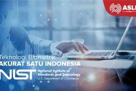 Teknologi biometrik 'Akurat Satu' masuk ranking 25 besar versi NIST