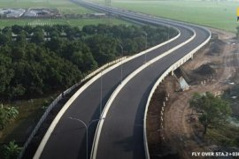 PUPR targetkan akhir Oktober jalan akses Patimban bisa layani arus logistik