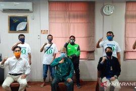 BPJS Kesehatan sosialisasi jaminan kecelakaan ke komunitas bentor Gorontalo