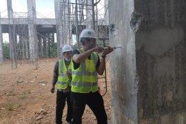 Dua tiang masjid Agung BaitulIzzah Calang harus dibongkar, begini penilaian tim tim ahli independen